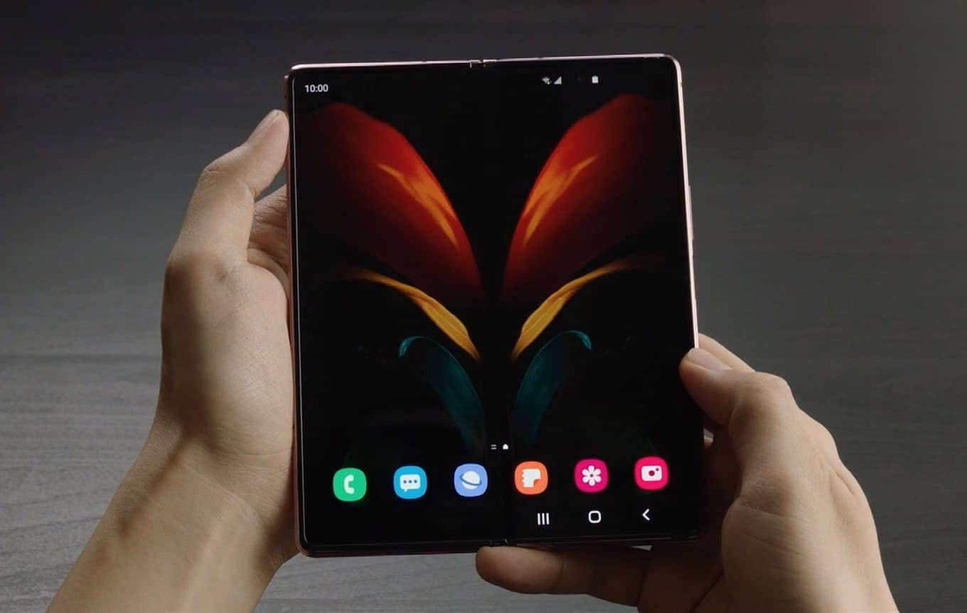 Samsung's new Galaxy Fold Z 2 is vastly improved, but now it needs a purpose