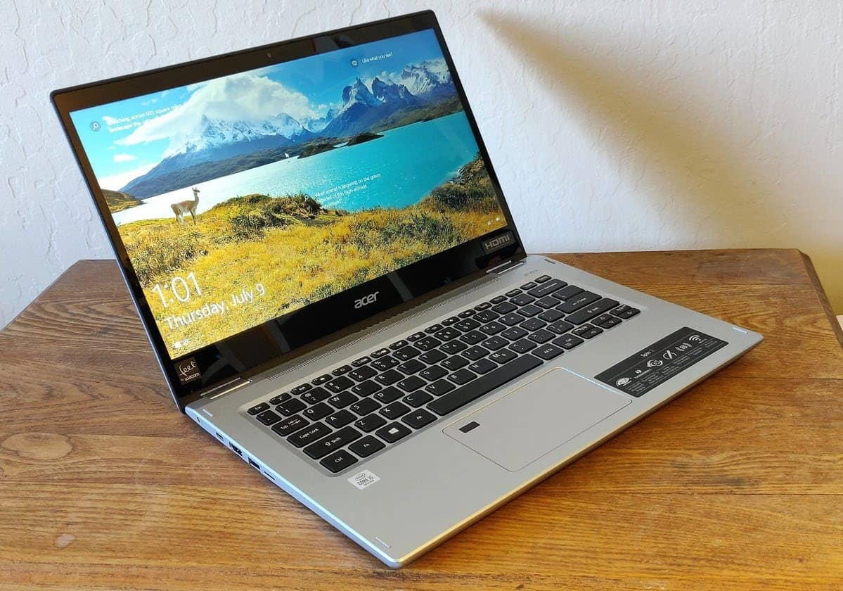 Acer Spin 3: A solid $650 budget laptop with nice bonuses