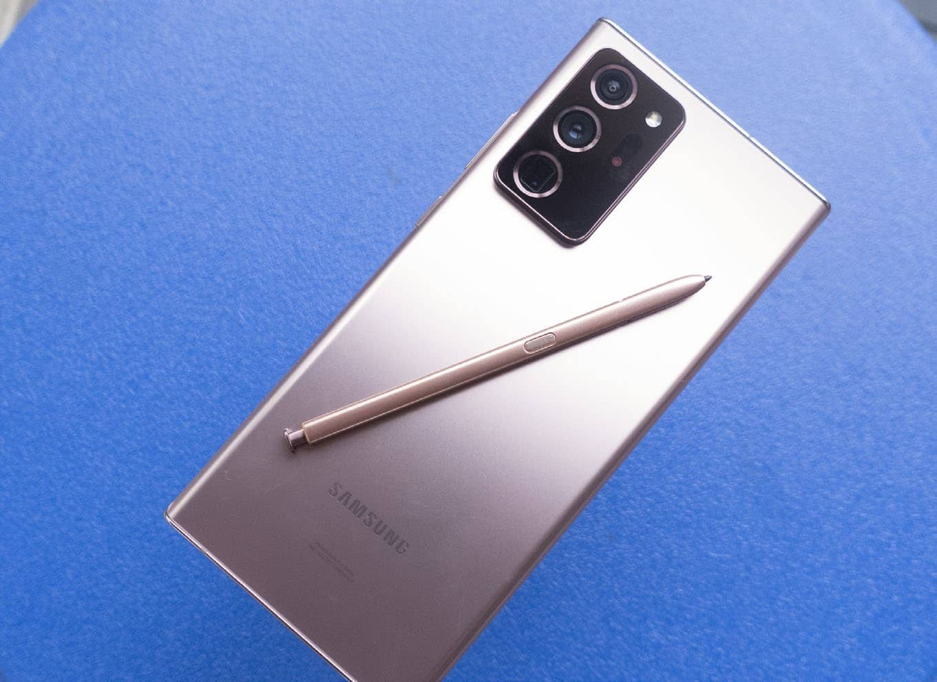 Samsung Galaxy Note 20 Ultra: A love note to Note lovers