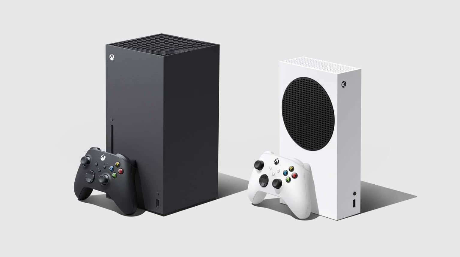 Microsoft's $499 Xbox Series X and $299 Xbox Series S launch November 10