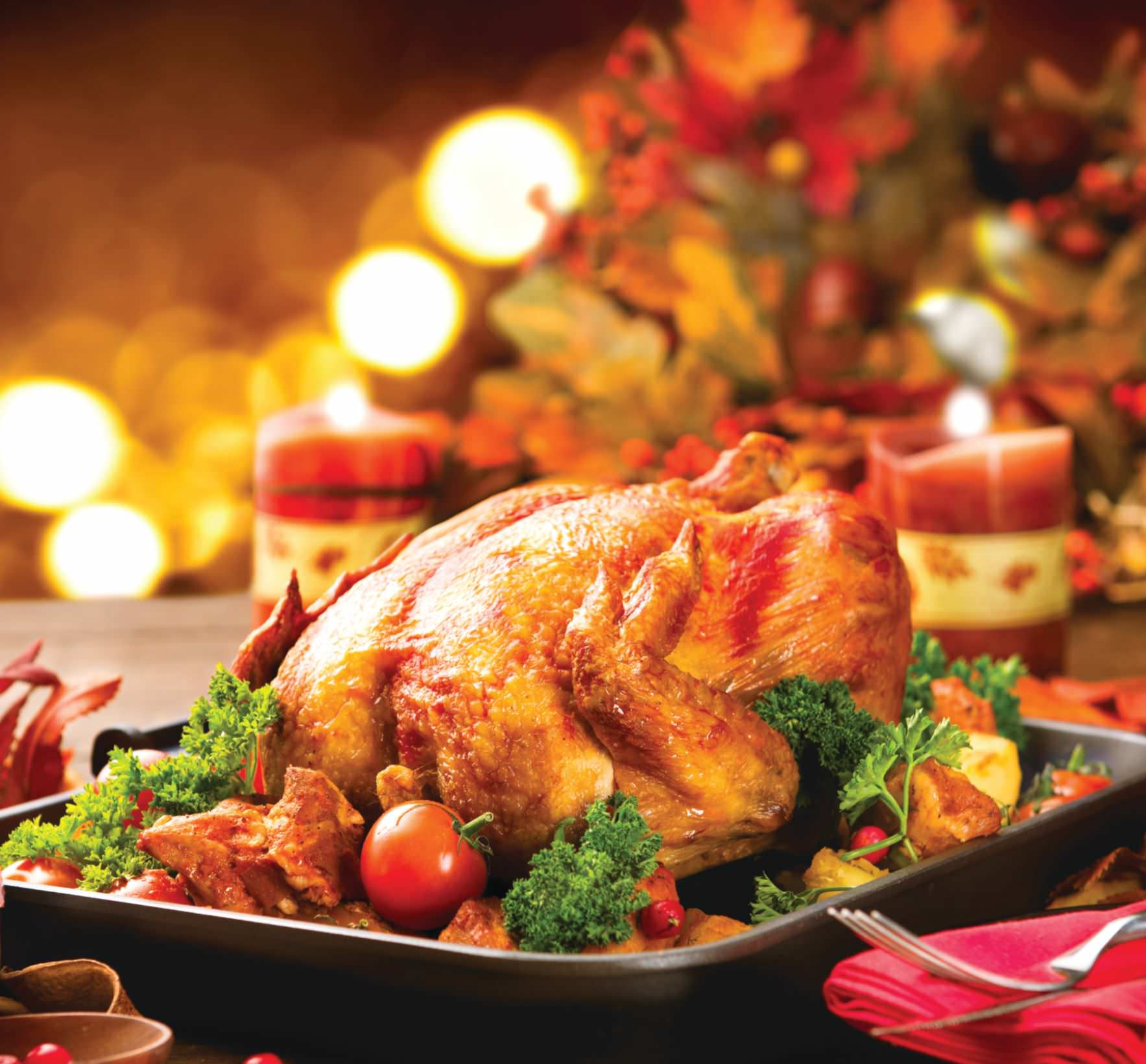Safe And Happy Holiday Dining
