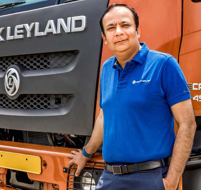 Ashok Leyland: At The Forefront Of India's Tipper Market
