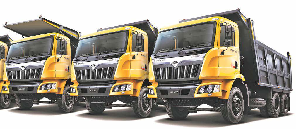 Mahindra Truck And Bus: Bullish On Tipper Segment