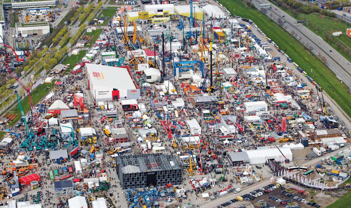 CE Industry To Come Together At Bauma Conexpo India 2018