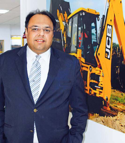 JCB India Anticipates Strong Growth This Year