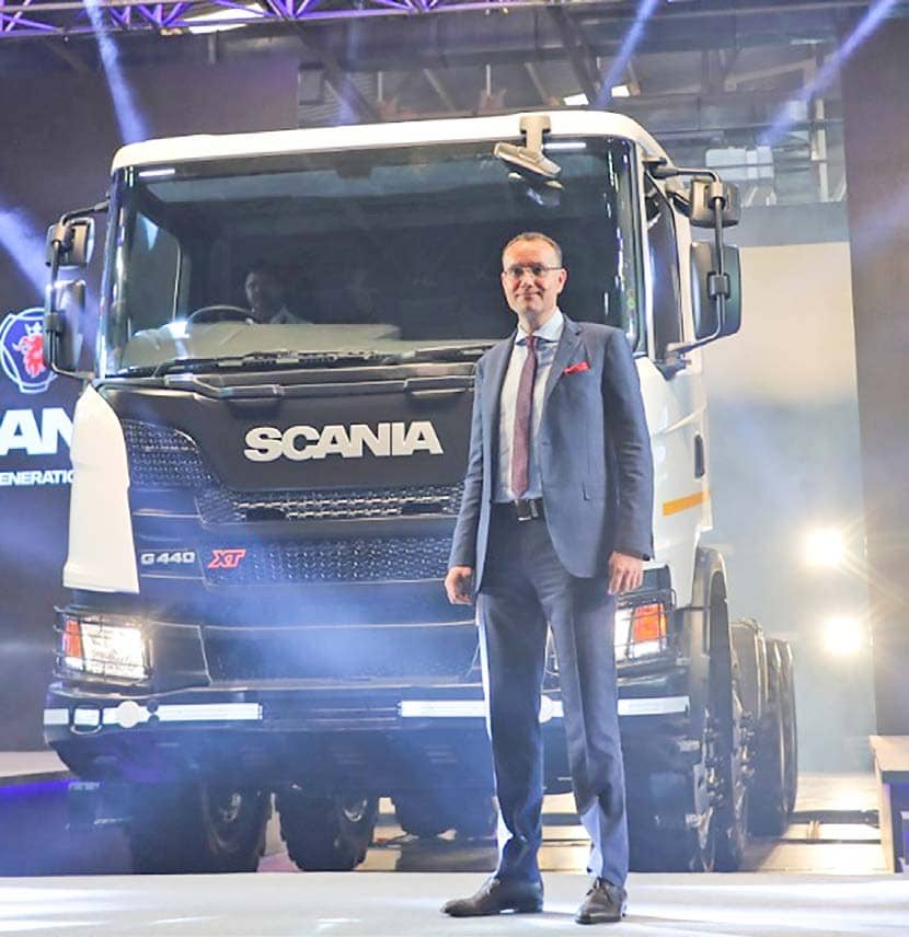 Scania India launches 'Next Truck Generation'