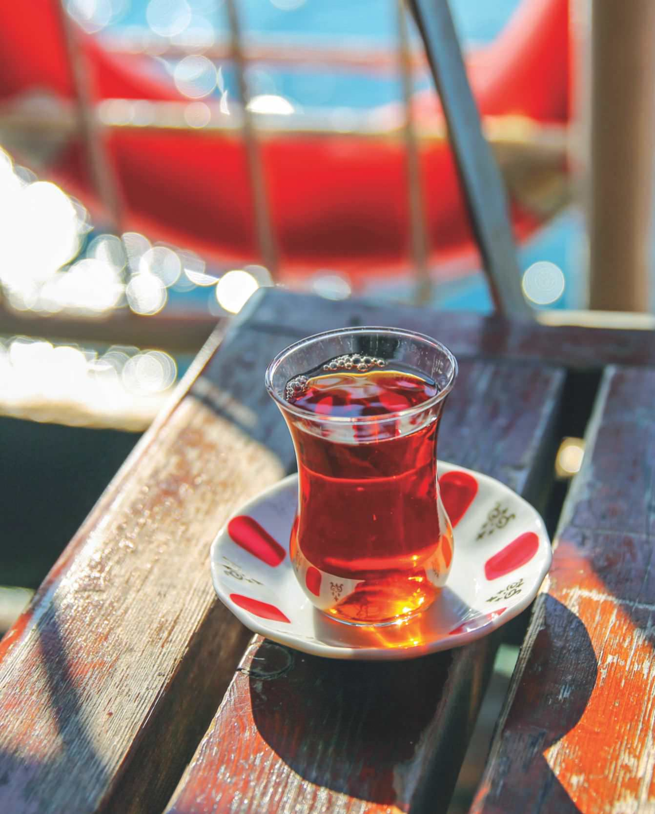 Tea From Turkey, With Love