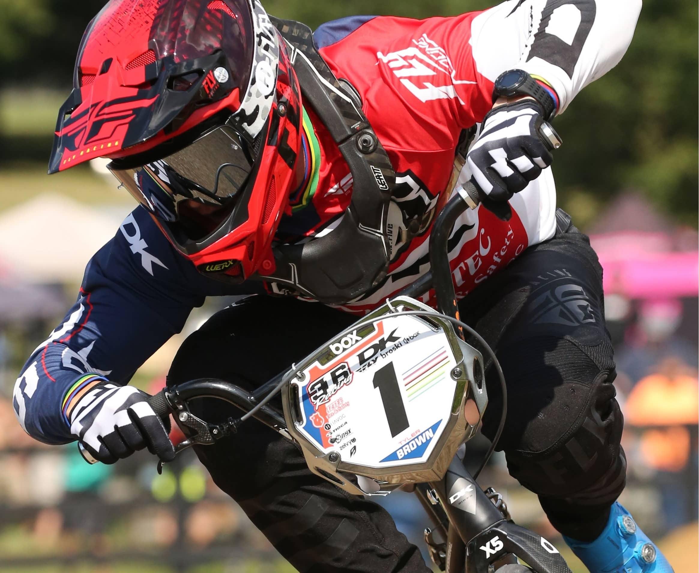 World's Fastest Track Operator-Tyler Brown