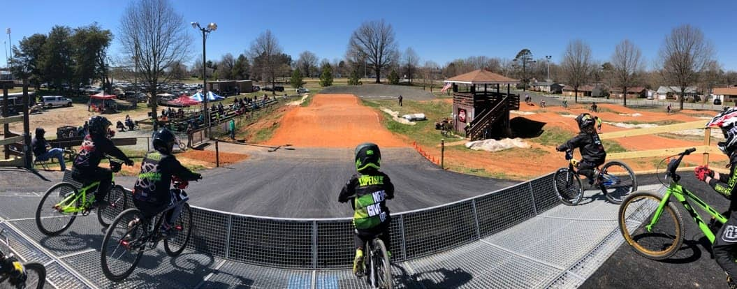 BURLINGTONBMX
