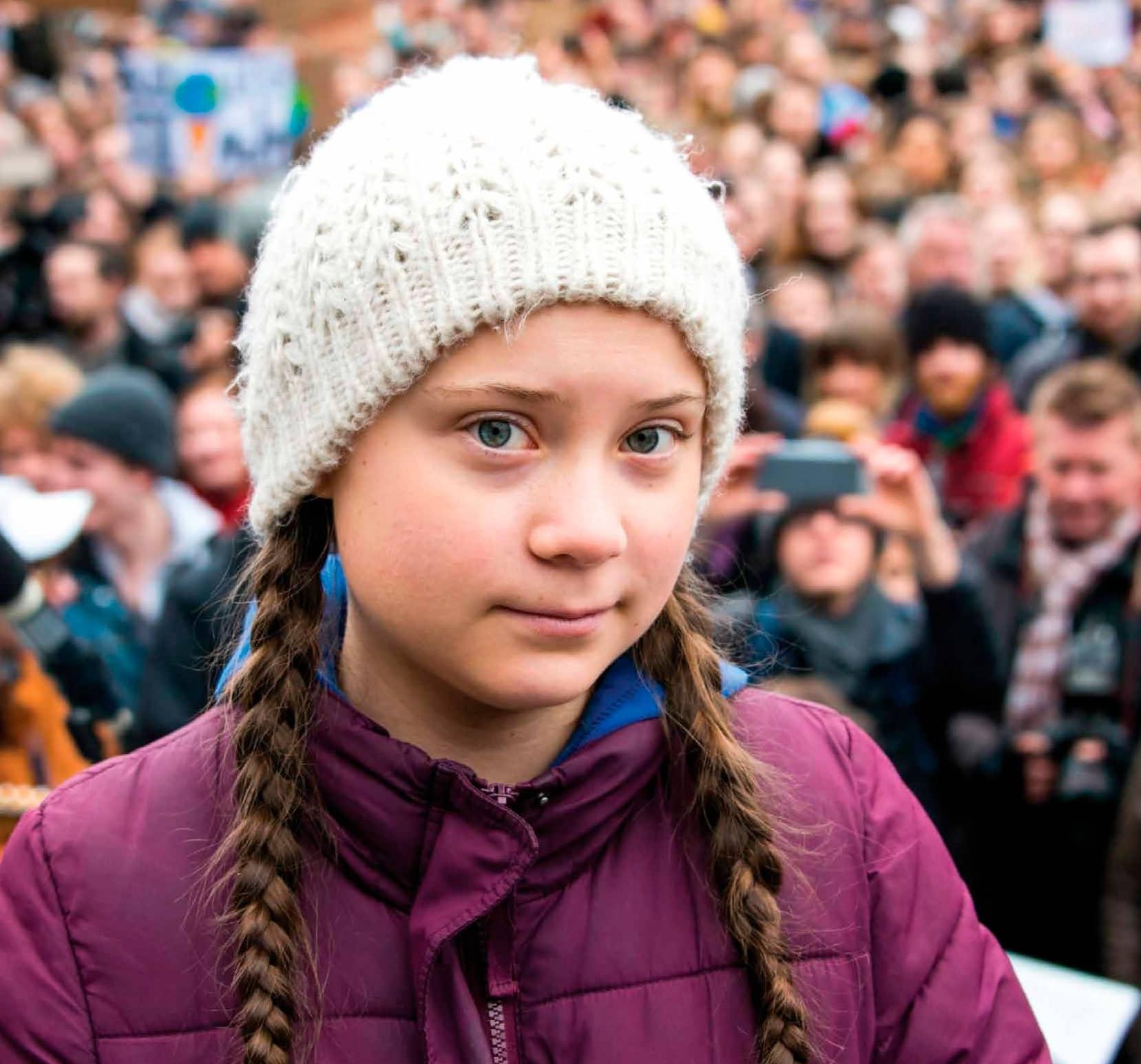 Greta – La líder mundial de 16 años