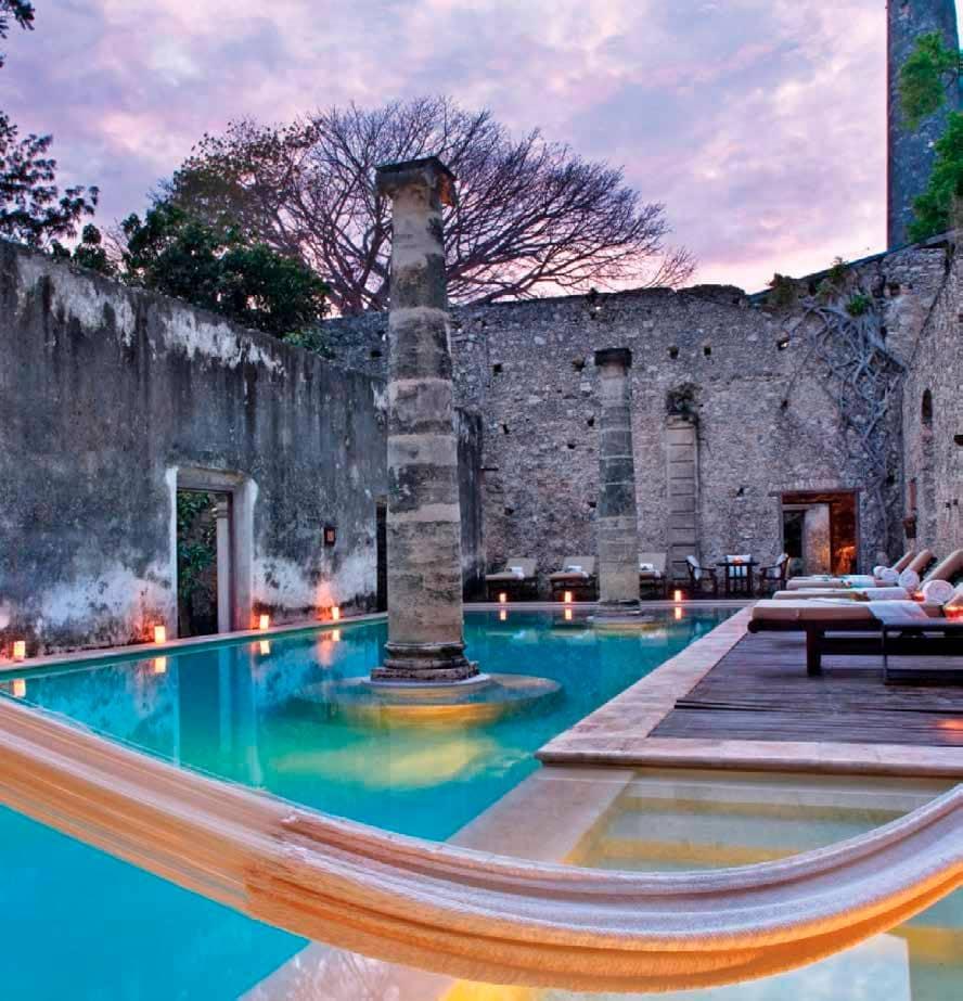 Viajes Xinbal se traduce del maya y significa viajar