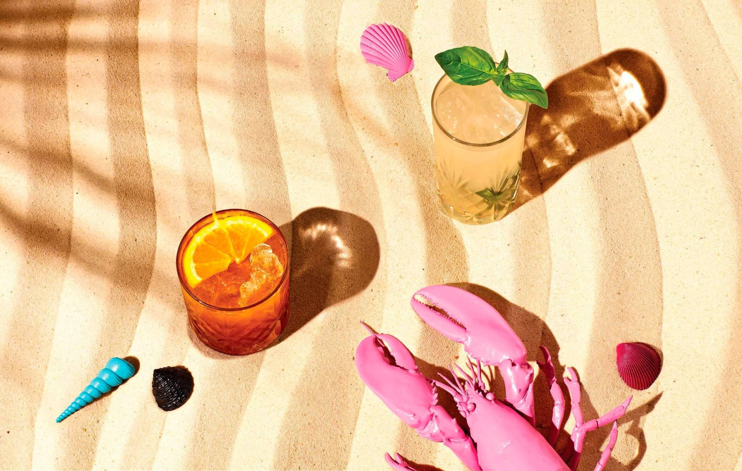 THE BEST SUMMER COOL DRINKS