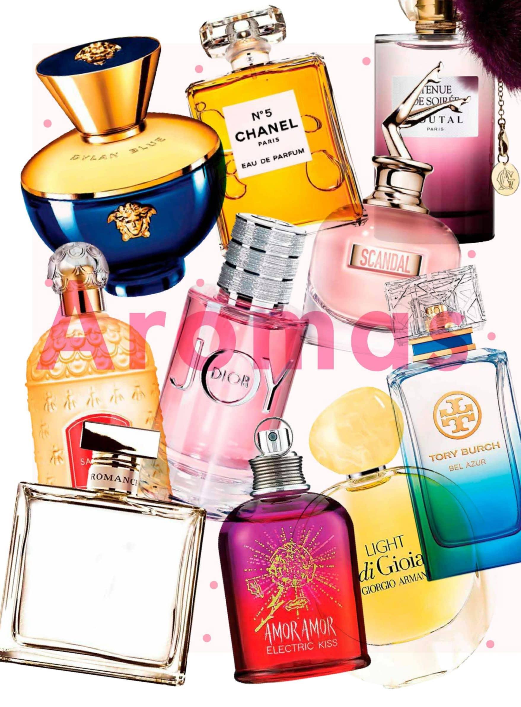 Aromas Para Seducir