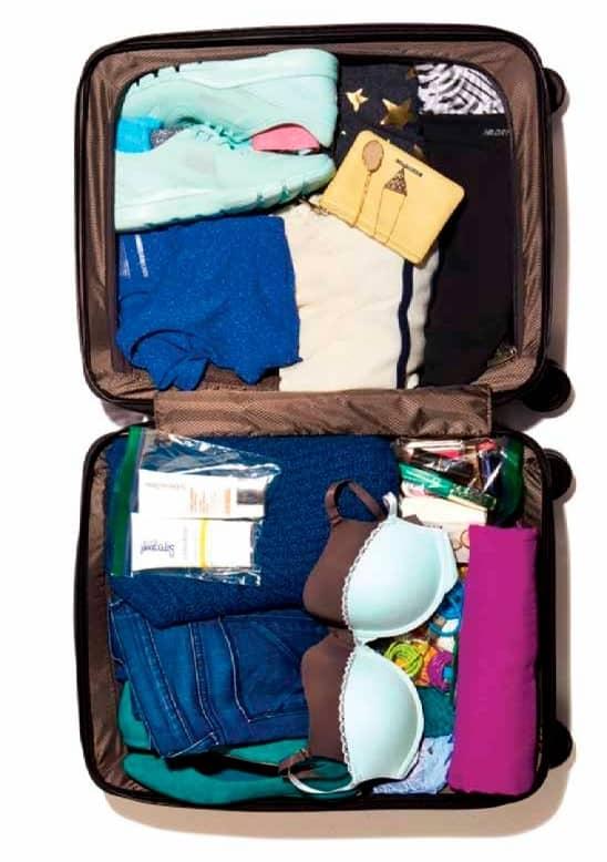 El Packing Hack Que Te Ahorrará Muchísimo Tiempo