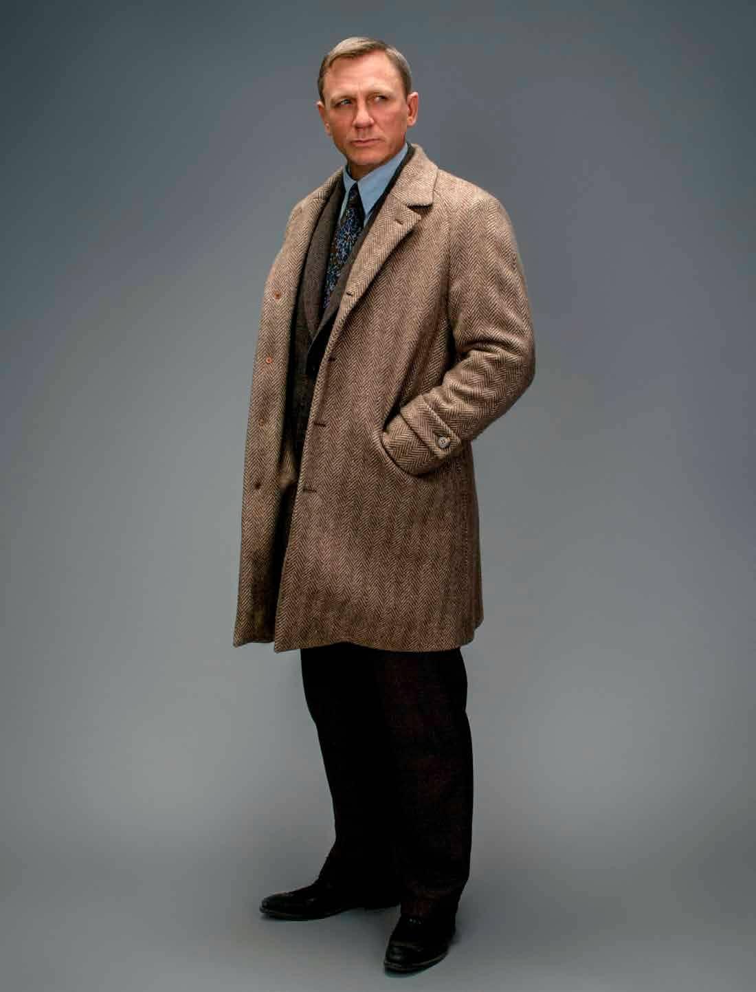 Daniel Craig - Actor / Chester, UK / 51 años