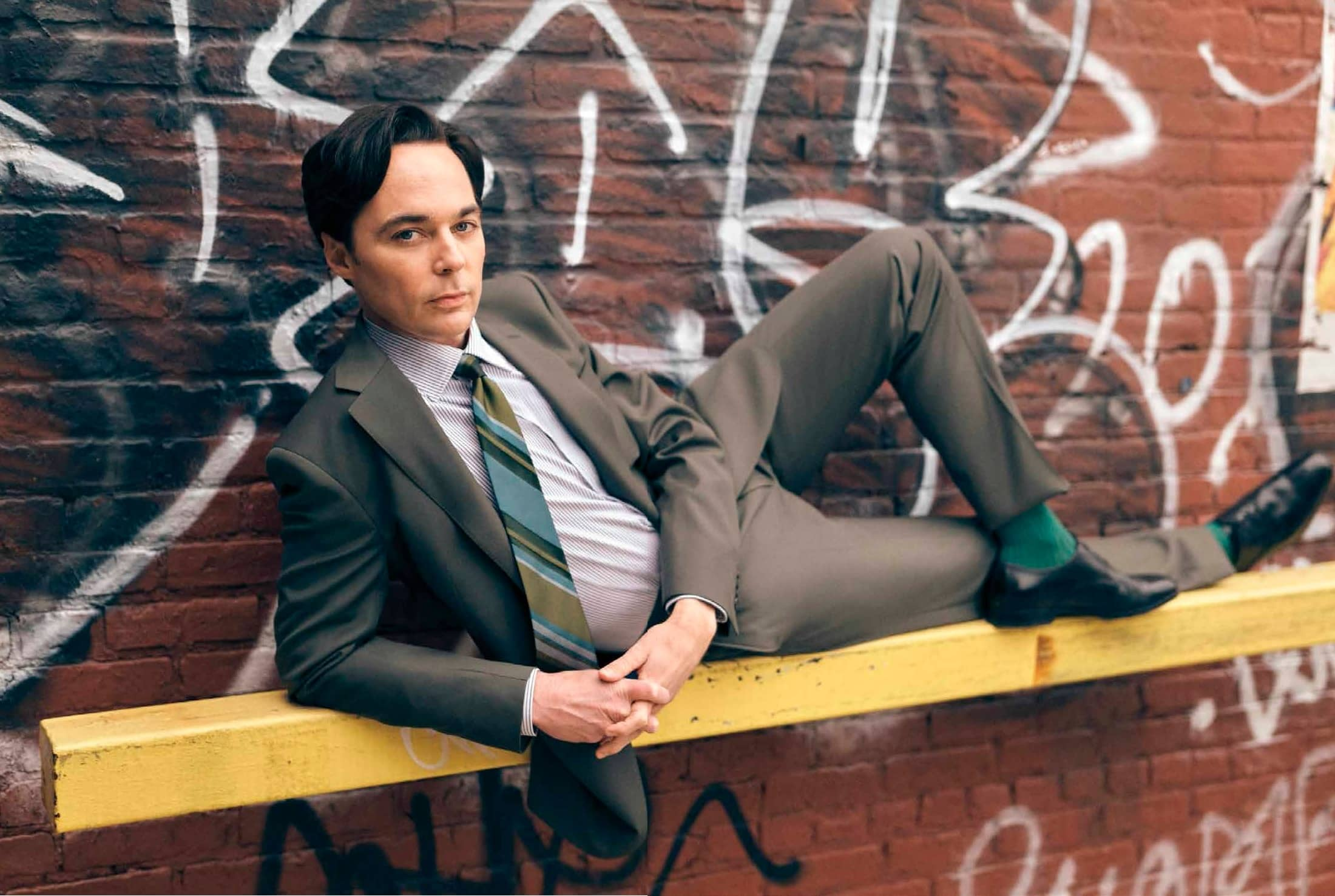The Jim Parsons …Theory