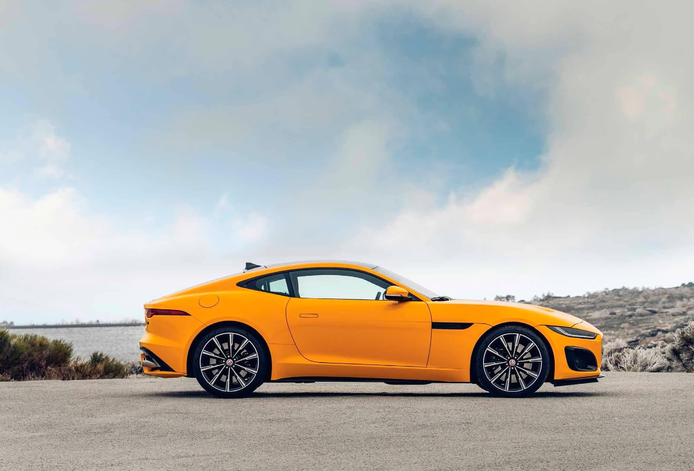El nuevo Jaguar: más bonito y agresivo