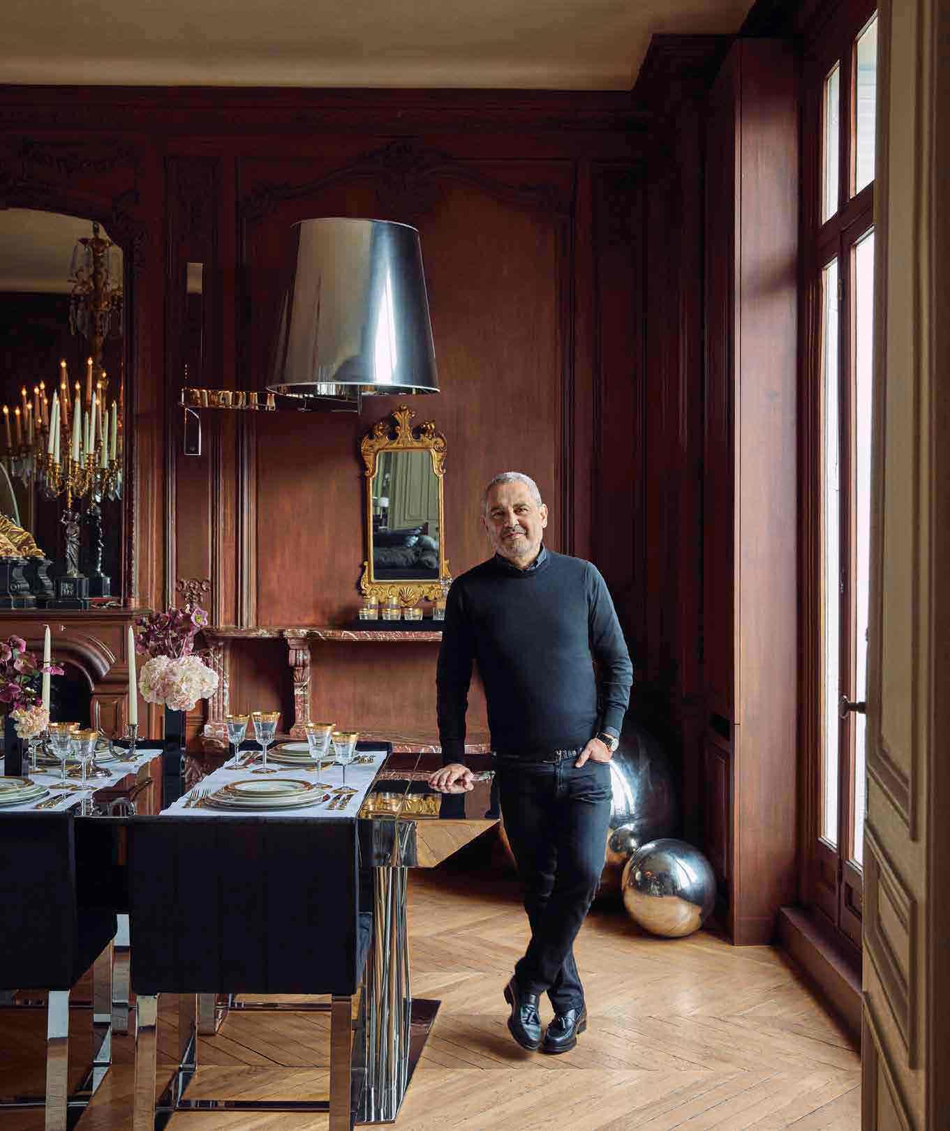 Elie Saab y su mágico imperio