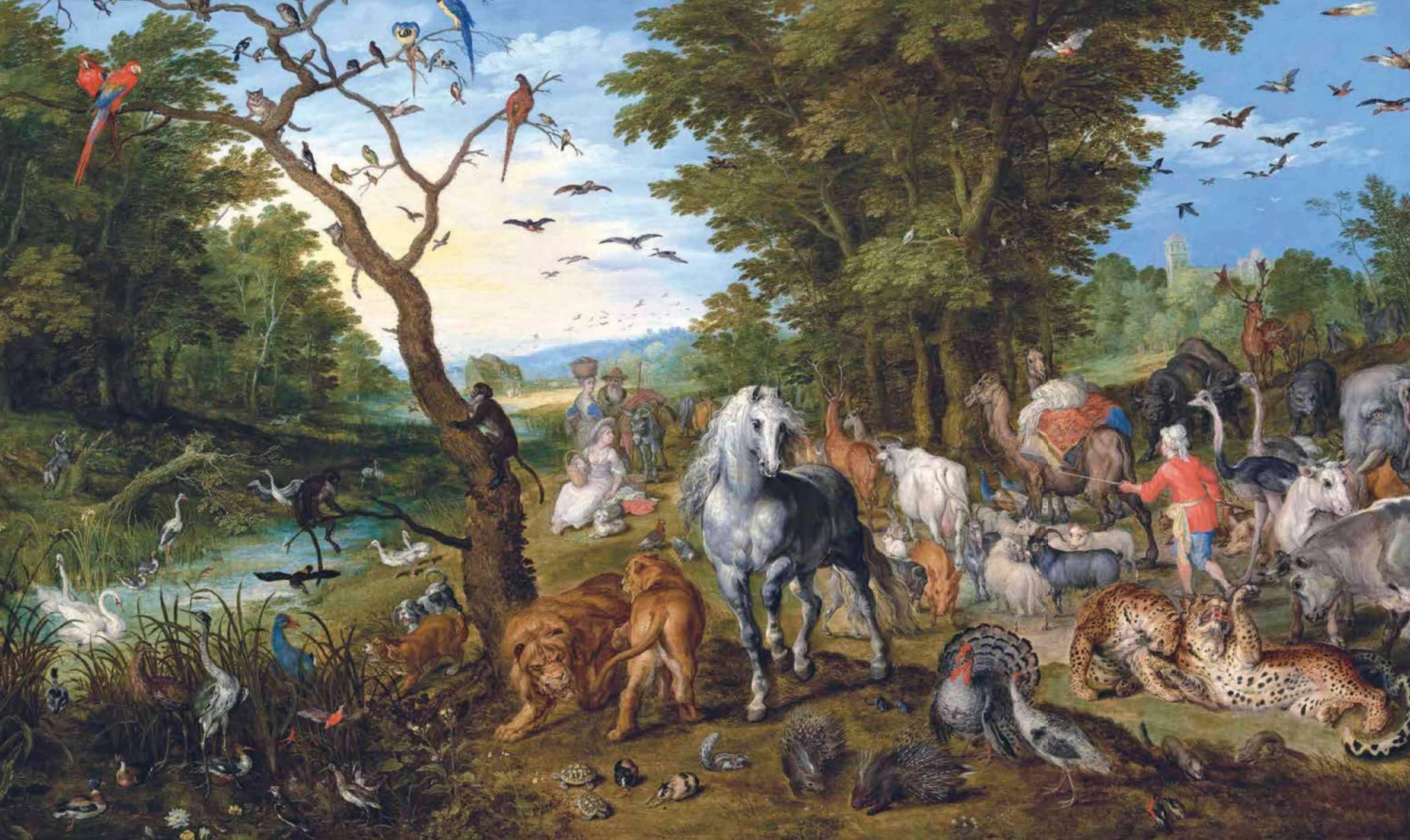 Zoología Renacentista