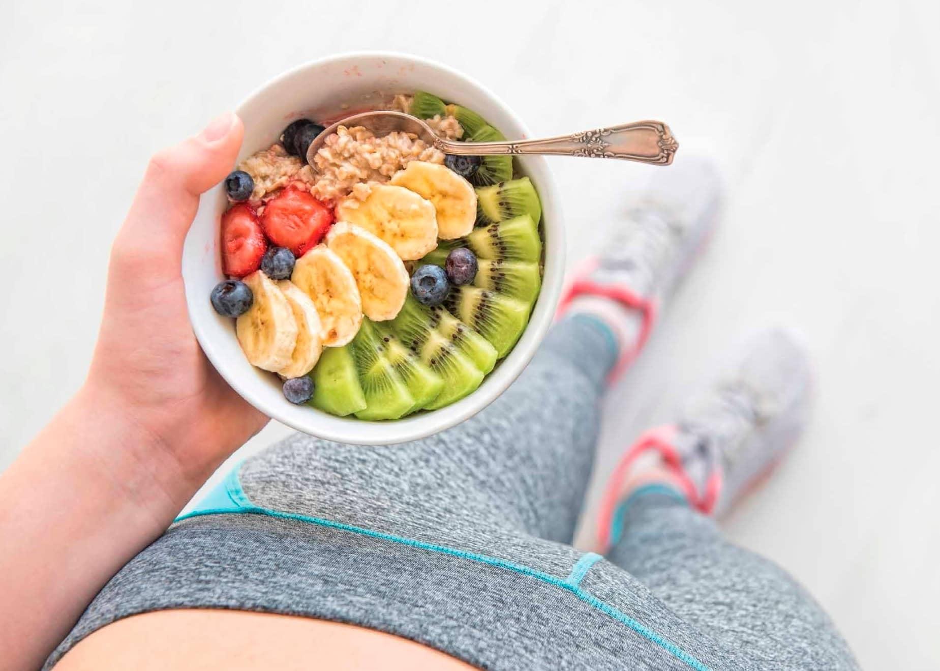 Un cuerpo sin lesiones – Parte 2 – Dieta Vs. lesiones