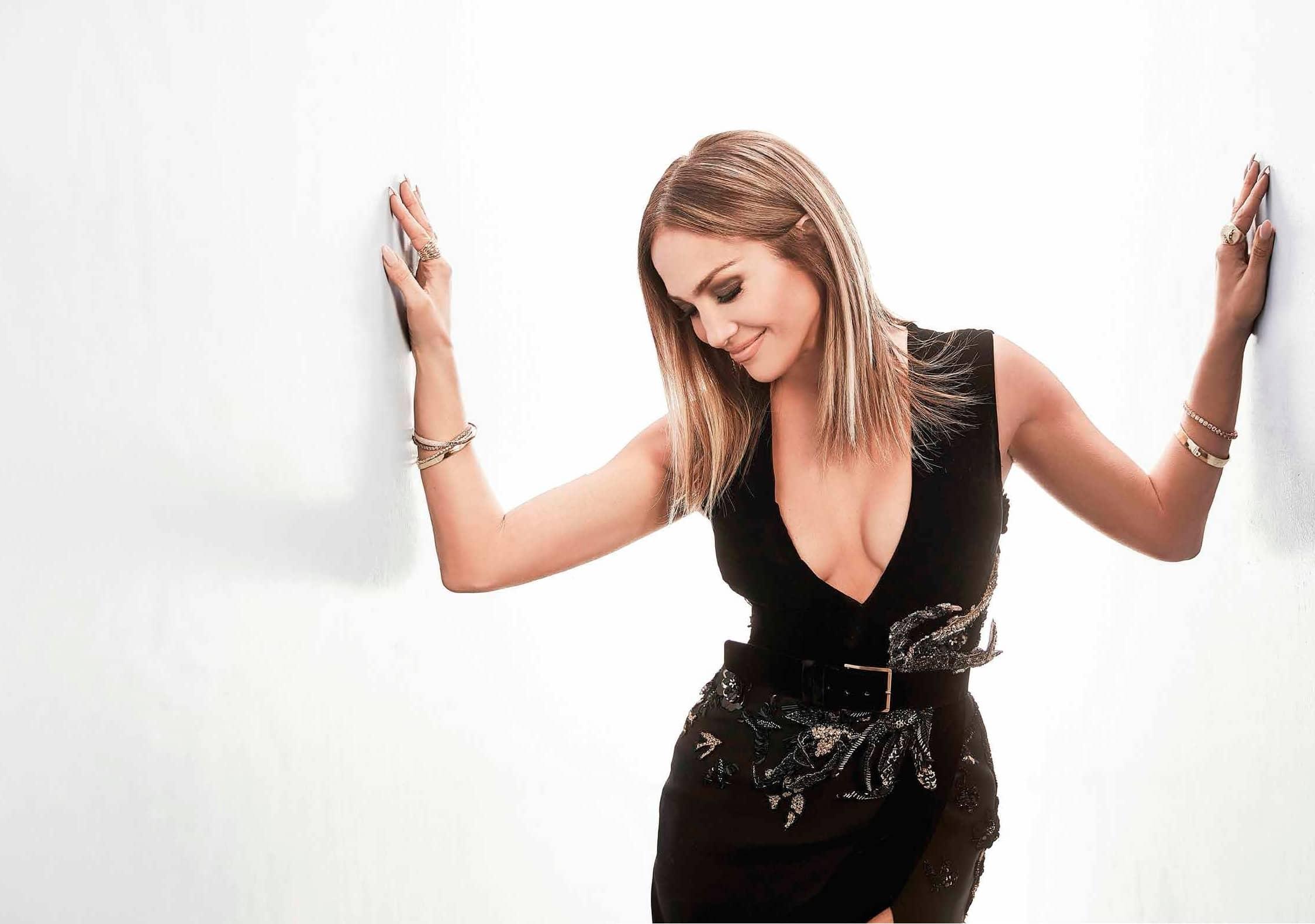 El equilibrio según Jennifer Lopez