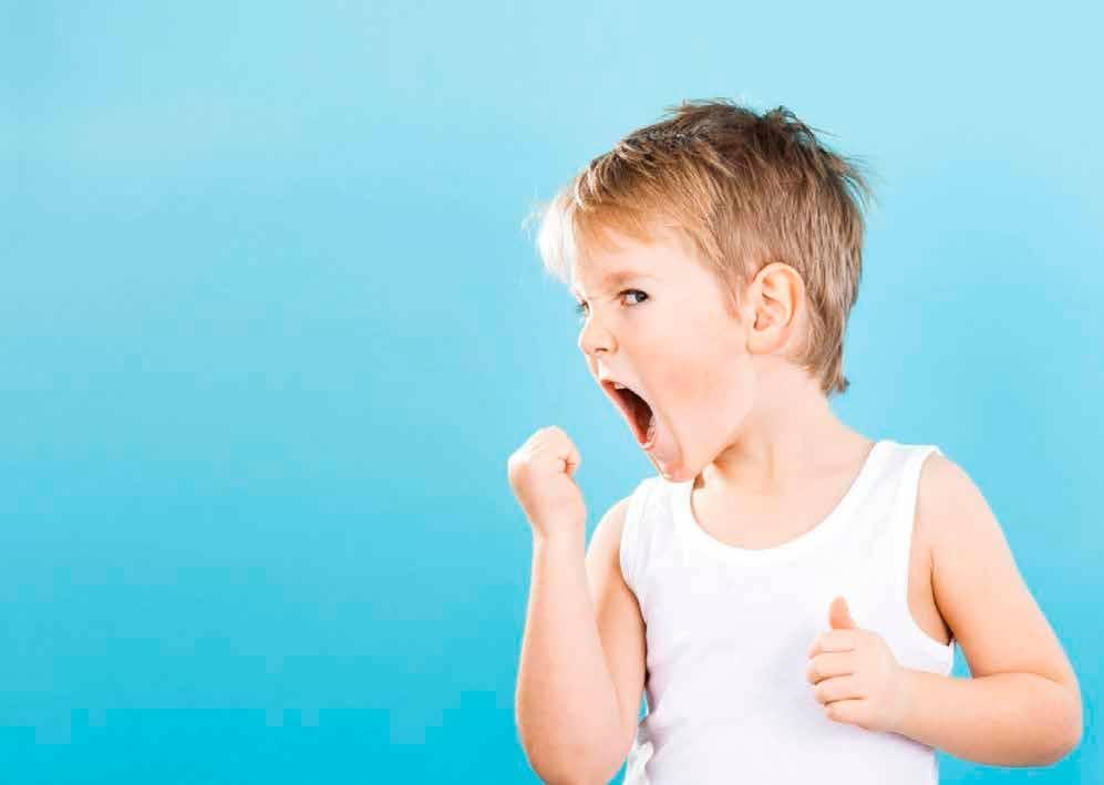 ¿Cómo lidiar con el enojo infantil?