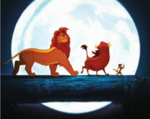 No Worries? Ask Simba