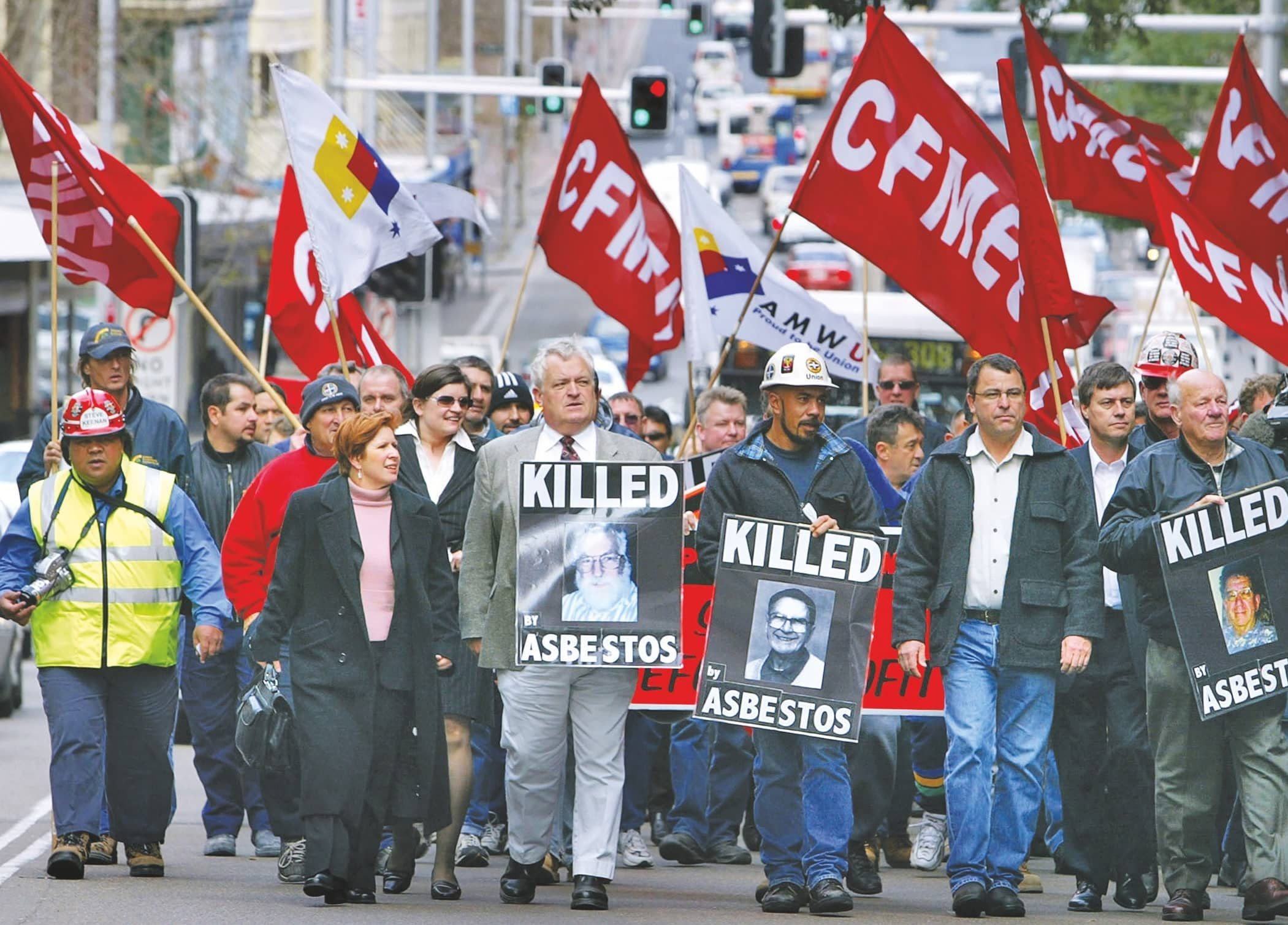 March Against Asbestos