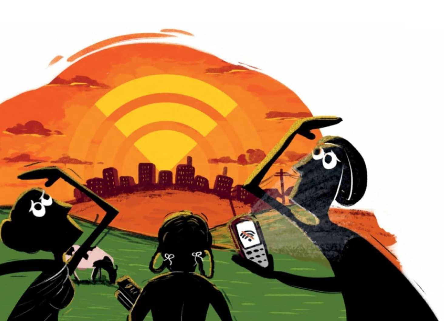 The great digital divide