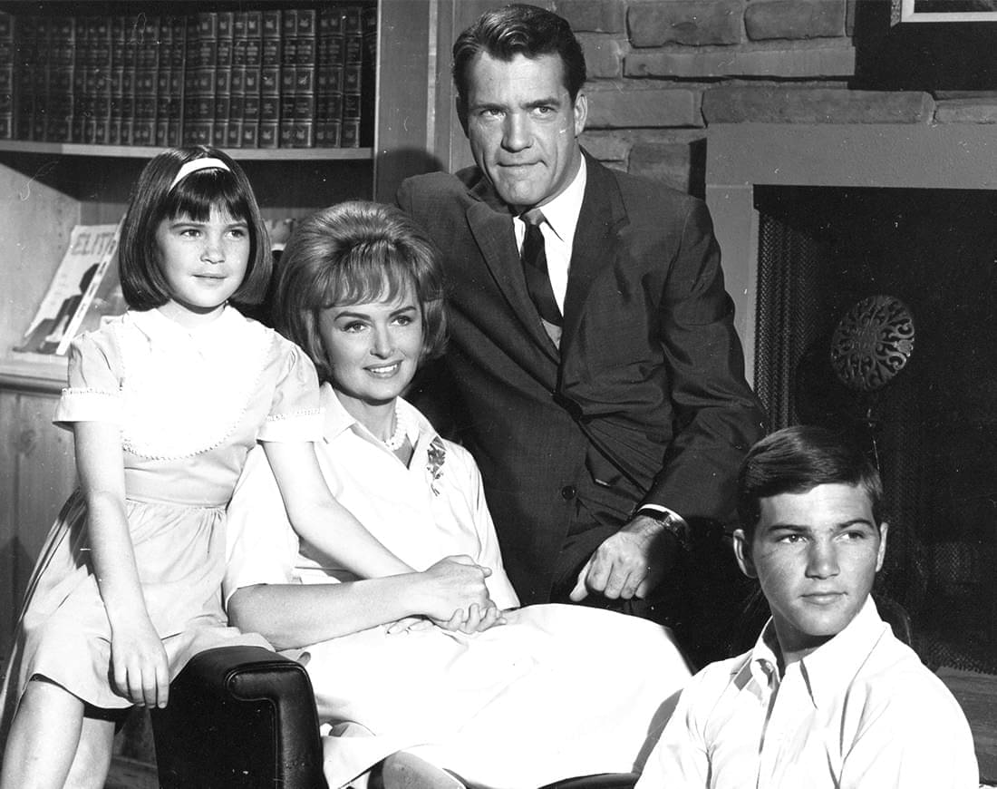 Paul Petersen Remembers TV Mom, Donna Reed