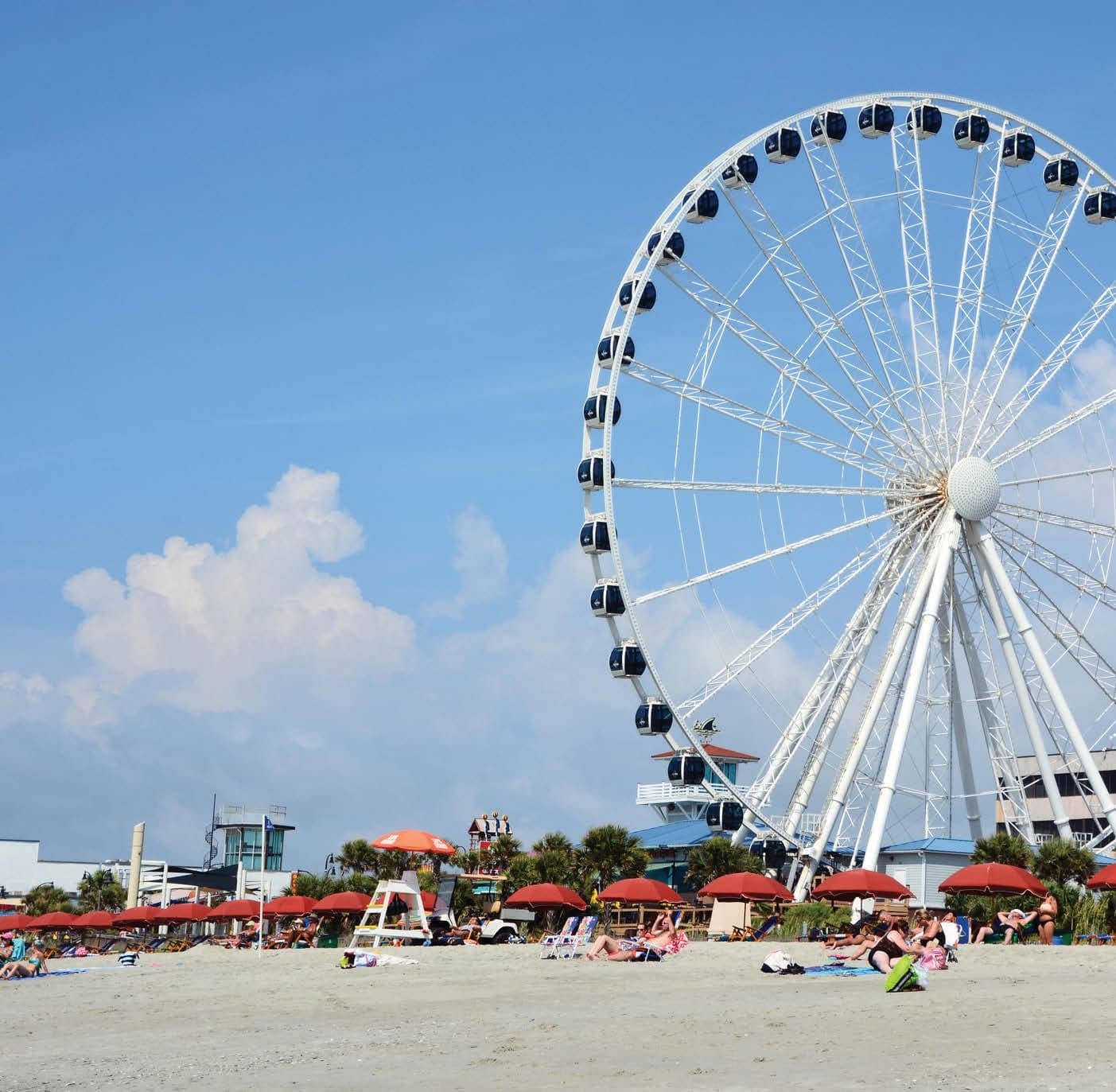 "Myrtle Beach, South Carolina is returning to the ""new normal"