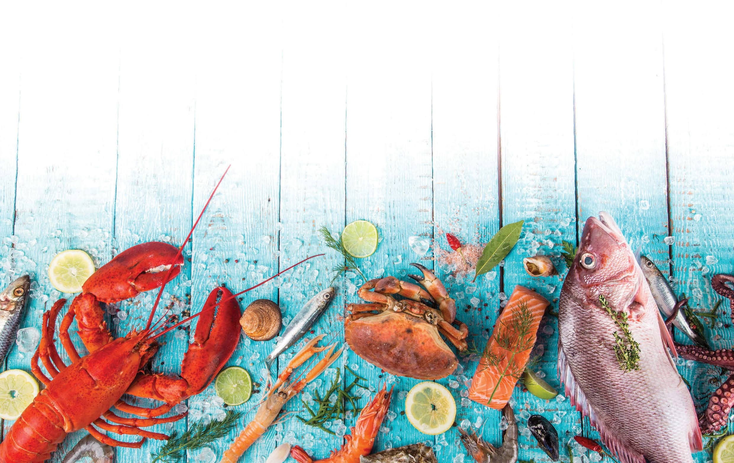 The Health Benefits of Eating Seafood