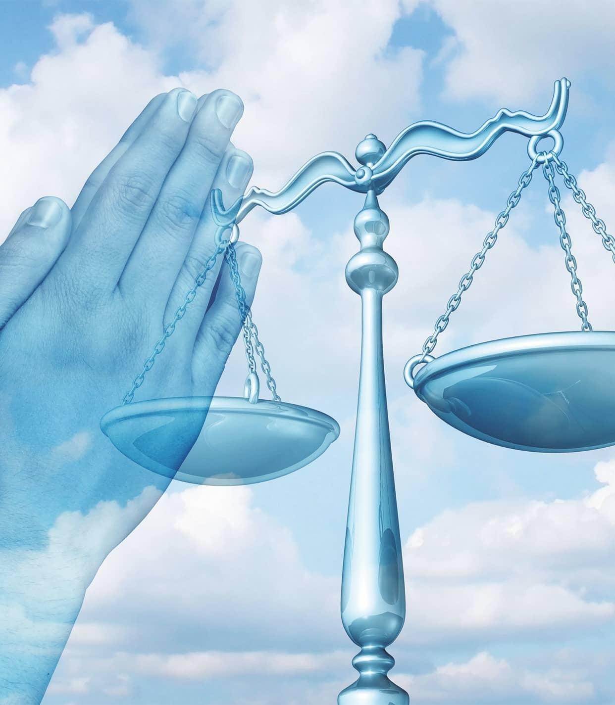 Religion vs The Law