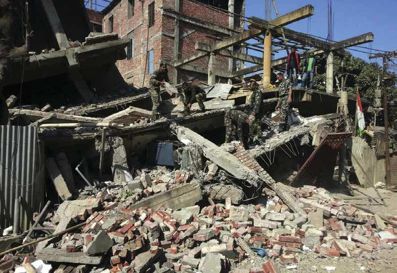 Indian Realty In Search Of Earthquake Warning System