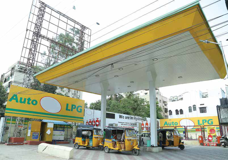LPG Shows The Way