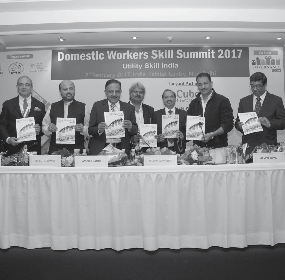 Domestic Workers Skill Summit 2017