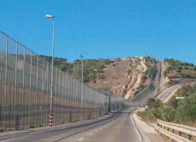 Europe's Fascination with Fences