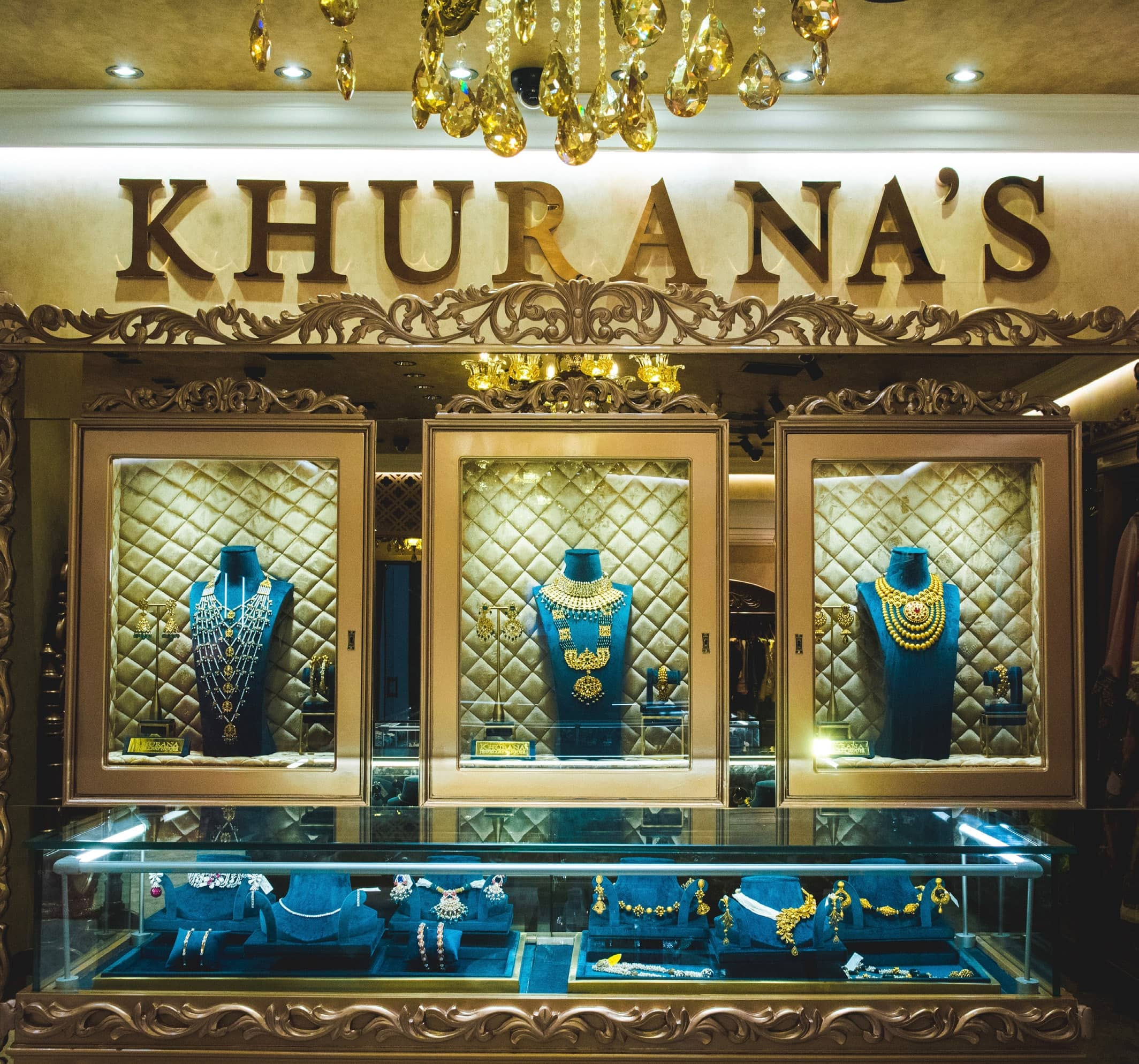 When Exquisite Jewellery Met Multi-Designer Apparels