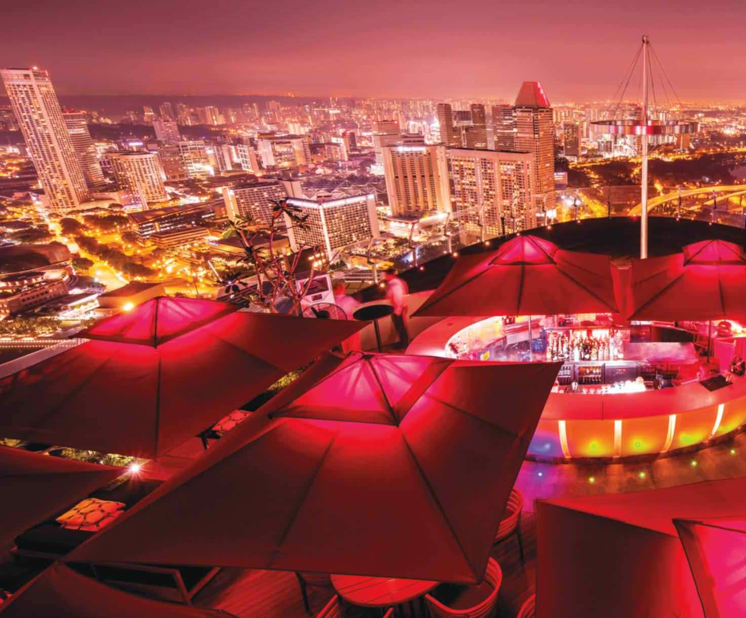 The 12 Best Rooftop Bars Around The World