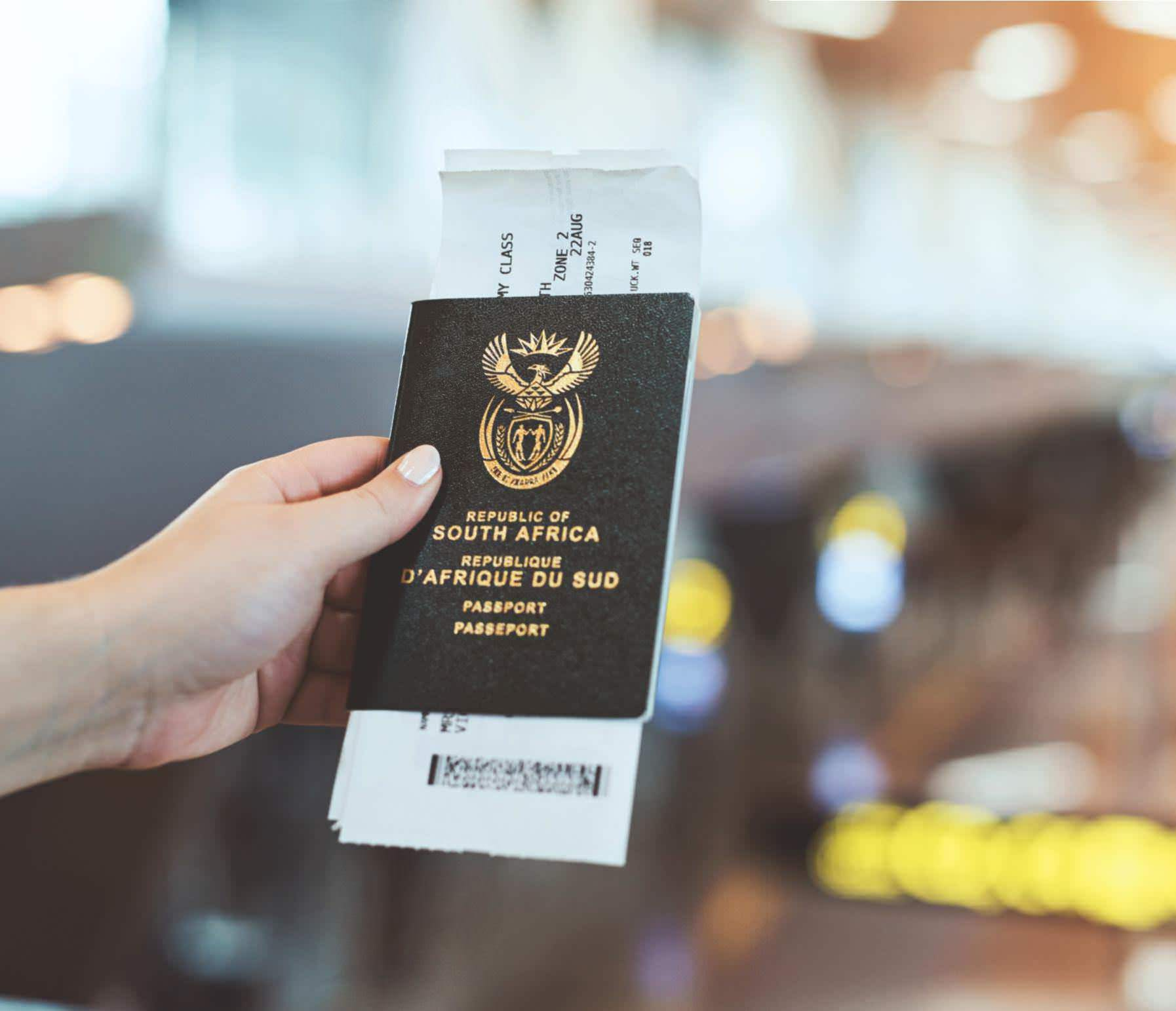 Passports and Visas Are Mission Critical