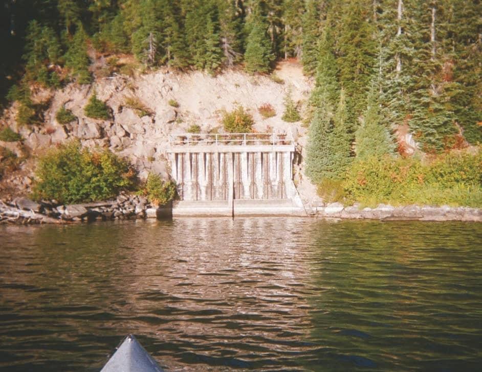 SMALL BOAT CRUISE: Waldo Lake, Oregon