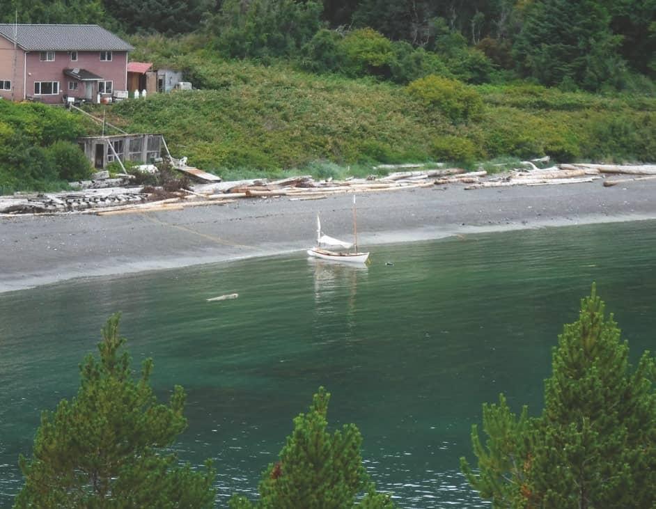 SMALL BOAT CRUISE: Nootka Sound