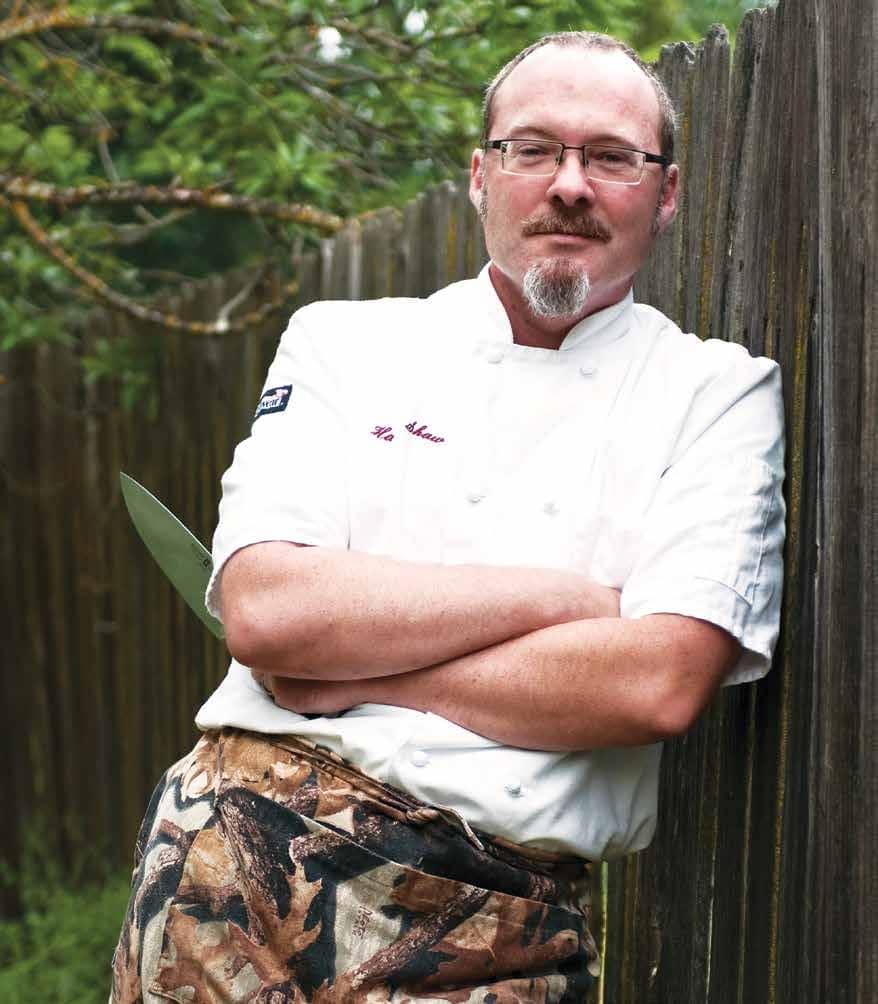 Hunter Angler Gardener Cook