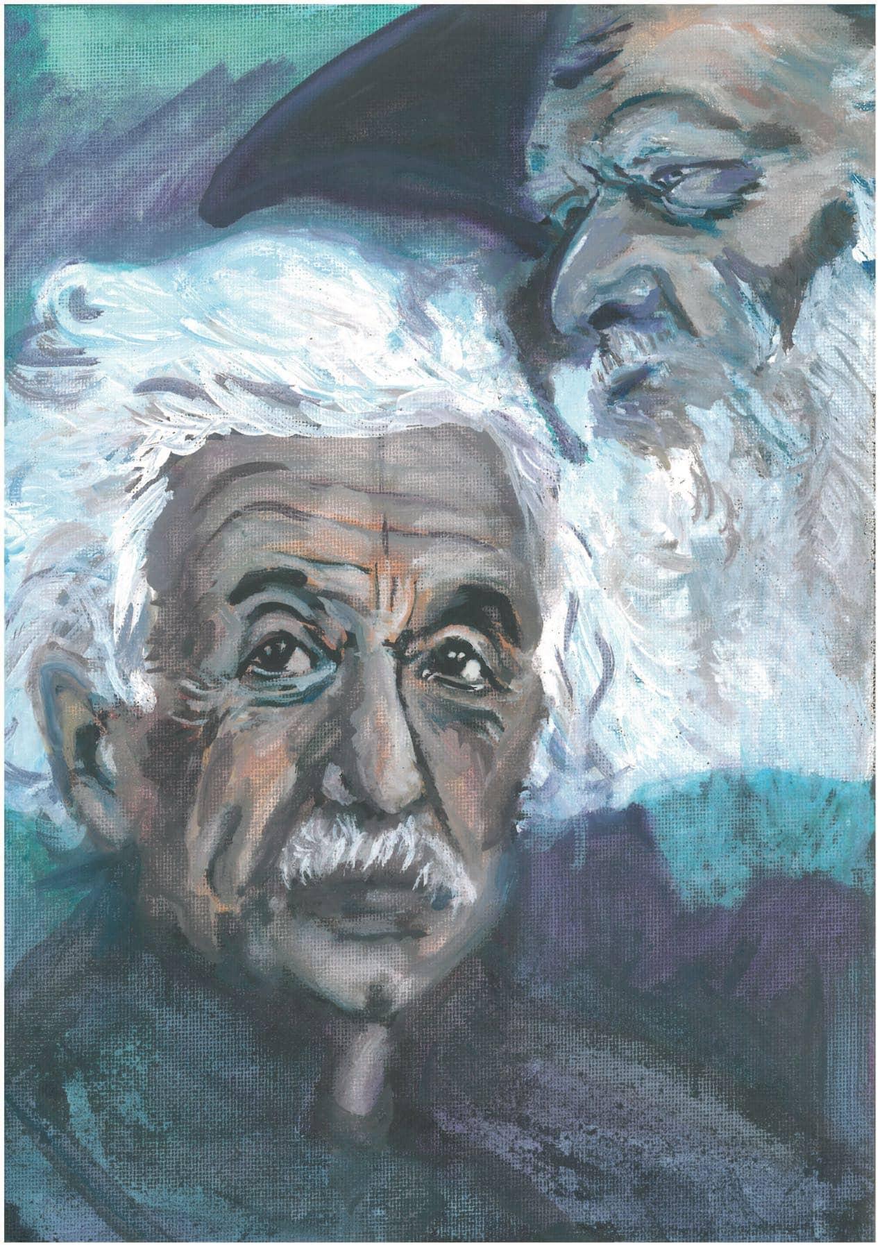 Einstein & The Rebbe
