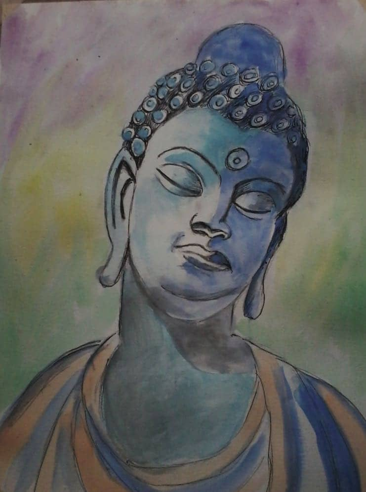 Buddha Travels West