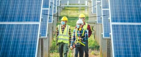 Impact Of Covid-19 On The Solar Industry In India