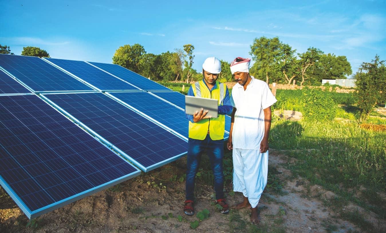 Solarizing India