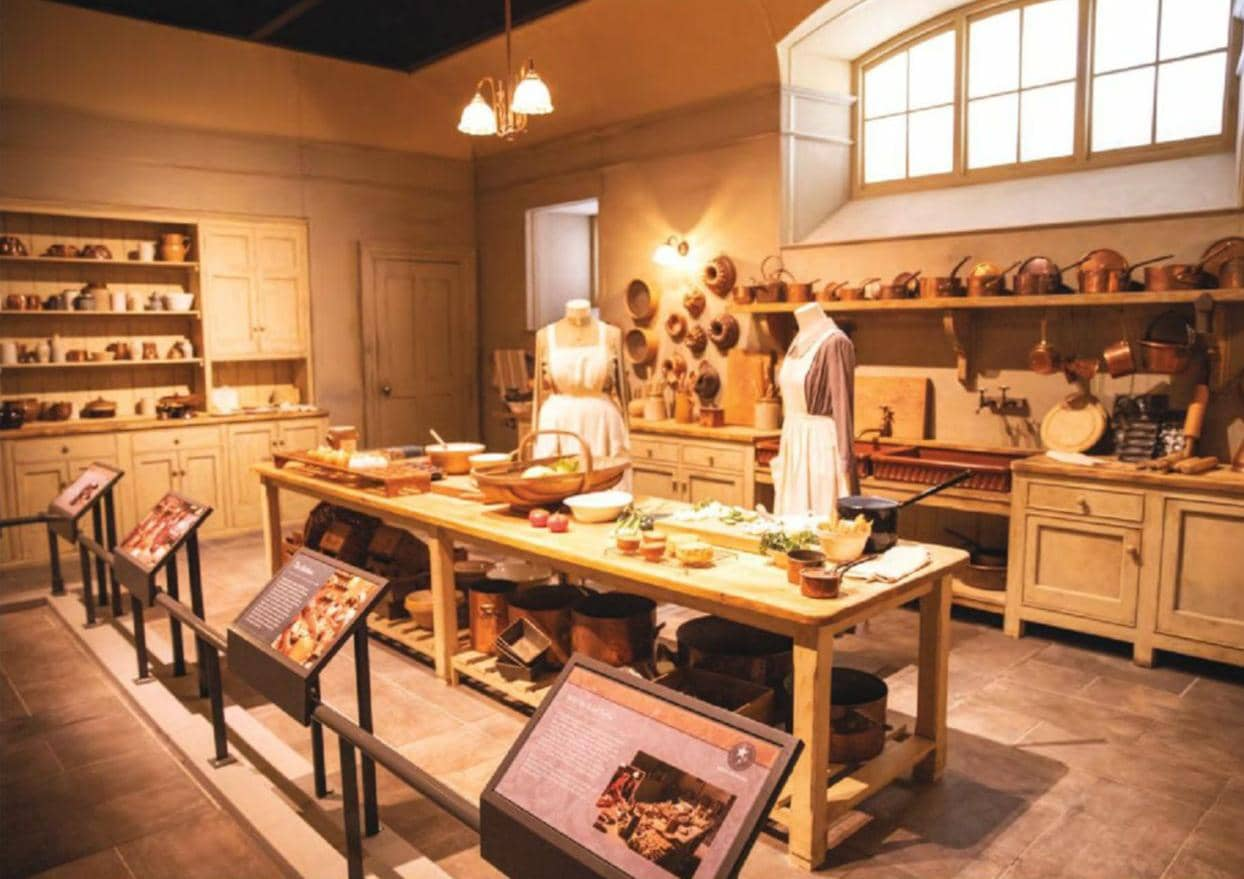 Downton Abbey: The Exhibition plus Christmas at Biltmore