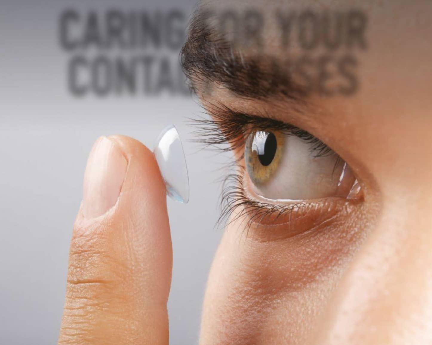 Caring For Your Contact Lenses