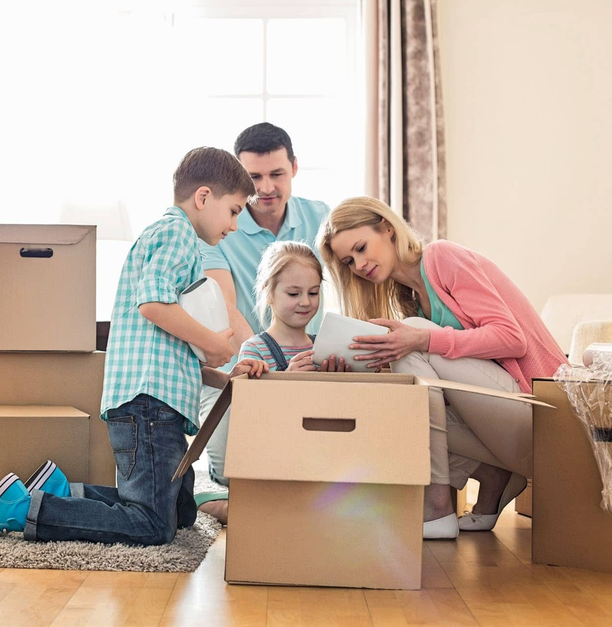 Moving House? Don't Break Your Back Over It